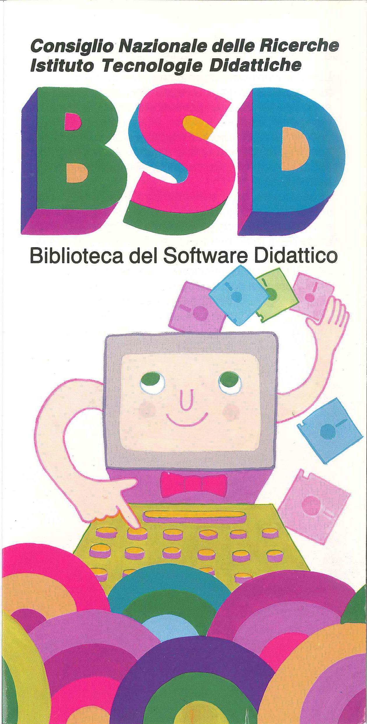 Depliant BSD
